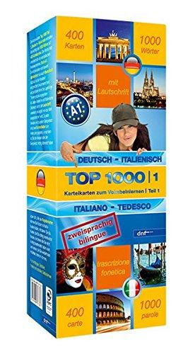 Top 1000 Teil 1: Deutsch-Italienisch /Italienisch-Deutsch