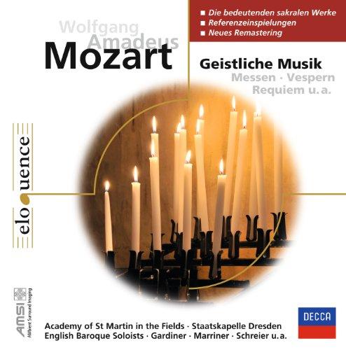 Wolfgang Amadeus Mozart: Geist...