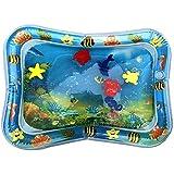 Tapis gonflable gonflé pour bébé Coussin gonflable pour coussin gonflable d'eau de Prostrate pour bébé Le tapis de jeu amusant pour l'eau