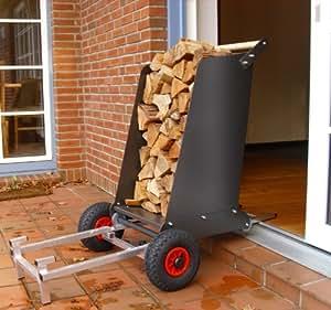 rorocart kaminholzwagen der sauberen art set aus outdoor und containerwagen k che. Black Bedroom Furniture Sets. Home Design Ideas