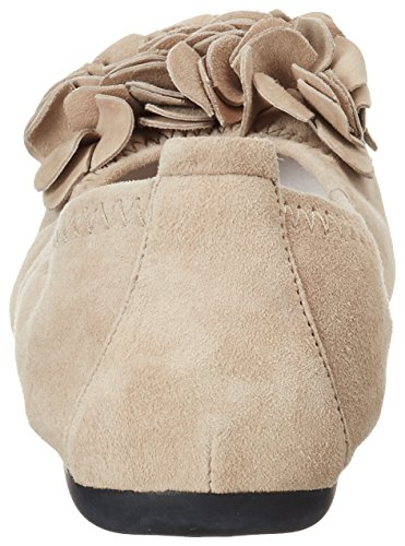 Andrea Conti Damen 0097407 Geschlossene Ballerinas Beige (Taupe)
