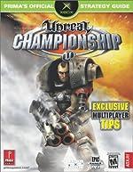 Unreal Championship - Prima's Official Strategy Guide de Prima Development