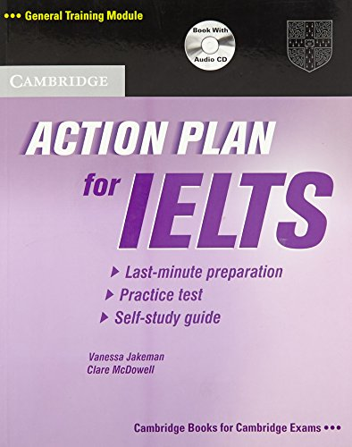 Action Plan for Ielts - General Training Module with CD