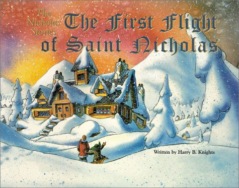 The first flight of Saint Nicholas