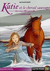 Katie et le cheval sauvage, Tome 3 : Un défi gagné