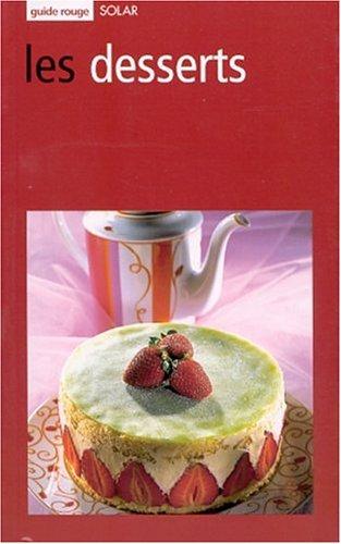 Guide Solar : Les desserts