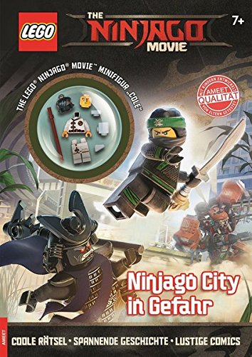 The LEGO NINJAGO MOVIE Ninjago City in Gefahr