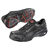 Puma Safety Shoes Velocity Low S3 HRO SRA schwarz