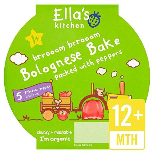 Ella's Kitchen Little Big Meal Bolognese Bake Stage 4 200g
