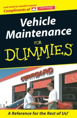 vehicle-maintenance-for-dummies-for-dummies