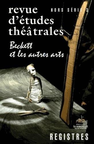 Registres, Hors Serie N 3/2012. Beckett et les Autres Arts