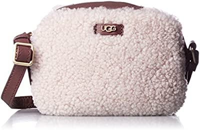 UGG - CLAIRE BOX ZIP - chestnut, Tamaño:one size