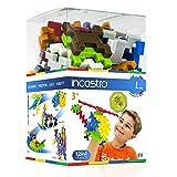 INCASTRO (014–Spiel-Bau (Cube, L 60Stück, mehrfarbig