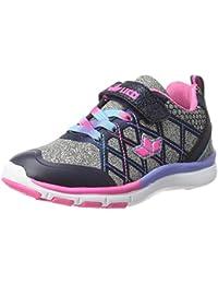 Amazon.it  Argento - Sneaker   Scarpe per bambine e ragazze  Scarpe ... 41390fa5ae0
