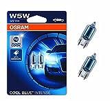 Osram W5W Cool Blue Standlicht oder Kennzeichenbeleuchtung CBI Cool Blue