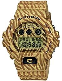 Casio Herren G SHOCK Digitale Sportart Quartz Reloj (Modelo de Asia) DW-6900ZB-9D