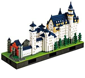 Ohio Art Nano Blocs château de Neuschwanstein - Deluxe Edition