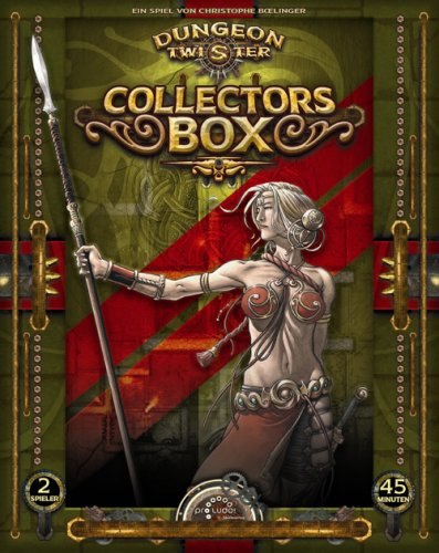 Dungeon Twister Limited Collectors Box