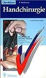 Checklisten der aktuellen Medizin, Checkliste Handchirurgie