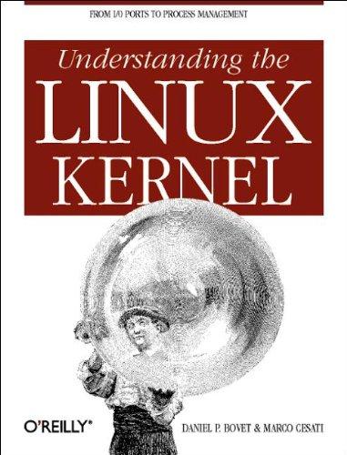 Understanding the Linux Kernel (en anglais) par Bovet