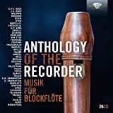 Anthology of the Recorder,Musik Für Blockflöte