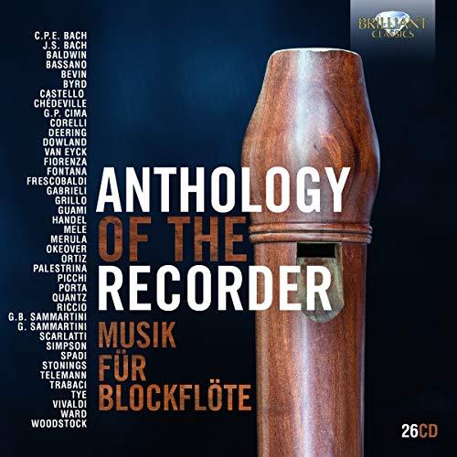 Anthology of the Recorder,Musik Für Blockflöte