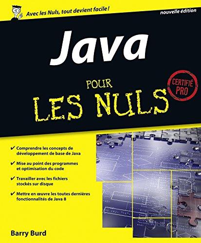 Livre gratuits Java Pour les Nuls, Nouvelle édition epub, pdf