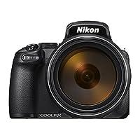 Nikon P1000 16MP 125 x Optical Zoom Point And Shoot Camera, Black