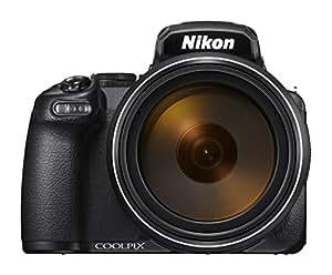 NIKON COOLPIX P1000, Black 125X Optical Zoom Camera