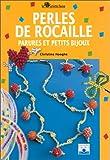 Perles de rocaille, parures et petits bijoux