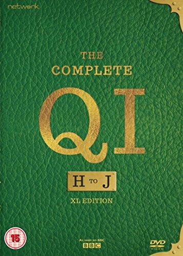 QI: H to J [DVD] [UK Import]