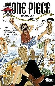 One Piece Edition originale Romance Dawn, À l'aube d'une grande aventure