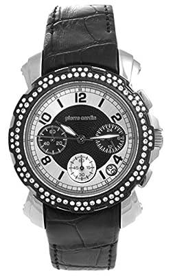 Pierre Cardin–Reloj de pulsera analógico para mujer cuarzo piel pc100192F01 de Pierre Cardin