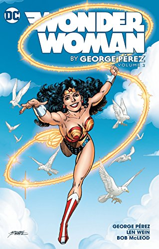 Wonder Woman by George Perez Vol. 2