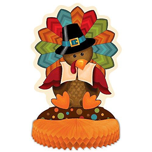 41,9cm Papier Ausschnitt süßen Türkei Thanksgiving Dekoration, 14