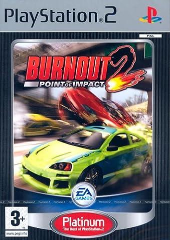 Burnout 2 Platinum (PS2) - PlayStation2 - Electronic Arts -