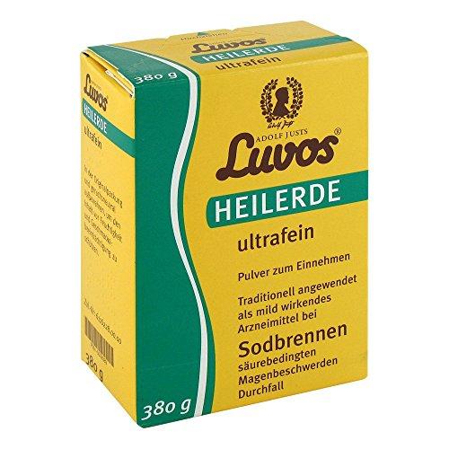 Luvos Heilerde ultrafein Pulver, 380 g