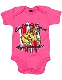 Body bebé Athletic Bilbao escucha mi rugido