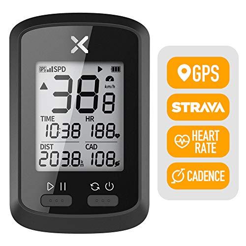 XOSS Ciclocomputador G+ GPS inalámbrico Velocímetro Impermeable Bicicleta de Carretera MTB Bicicleta...