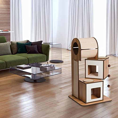 "Vesper Katzenmöbel ""Tower"" - 5"
