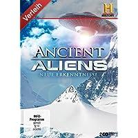 Ancient Aliens - Neue Erkenntnisse - Doppel DVD