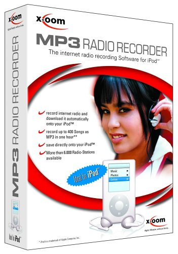 MP3 Radio Recorder, for iPOD (Radio-software)
