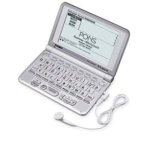 Casio ex-word EW-G5500 elektronisches Wörterbuch  inkl. Tasche
