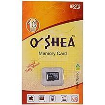 Oshea MICRO-16-GB 16 GB Memory Card (Black)