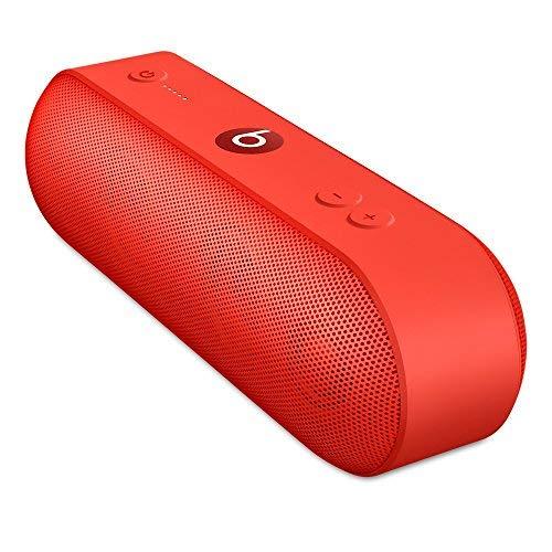Beats by Dr. Dre Beats Pill+ Altavoz portátil estéreo Rojo - Altavoces portátiles (2.0 Canales, Inalámbrico y alámbrico, 1,5 m, Altavoz portátil estéreo, Rojo, Tablet/Smartphone)