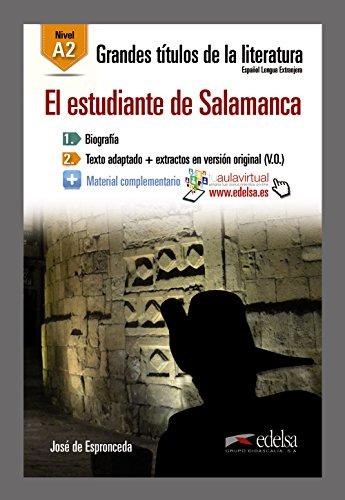 GTL A2 - El estudiante de Salamanca (Lecturas - Jóvenes Y Adultos - Grandes Títulos De La Literatura - Nivel A2)
