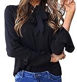 Smile Fish - Camicia - Maniche lunghe  -  donna Black XL