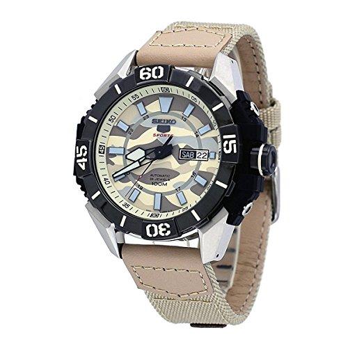 Seiko - Herren -Armbanduhr SRPA01K1