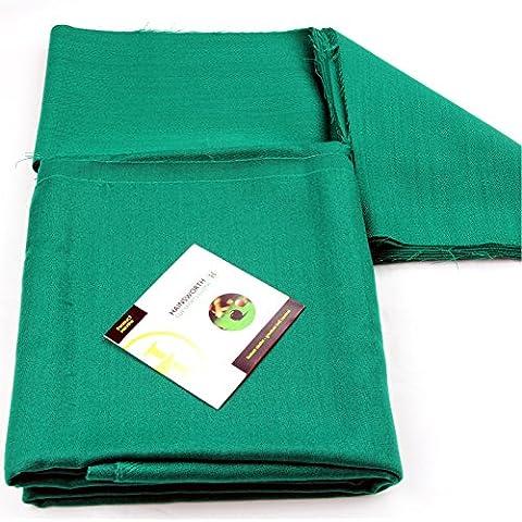 213,36 cm AMERICAN verde Hainsworth Elite-pro mesa de billar paño