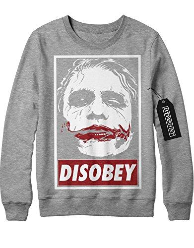 sweatshirt-joker-disobey-k123456-grau-m
